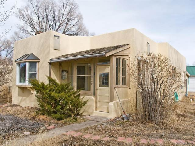 550 3rd Street, Saguache, CO 81149 (MLS #9947712) :: 8z Real Estate