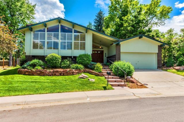 7604 E Jefferson Drive, Denver, CO 80237 (#9947749) :: The Peak Properties Group