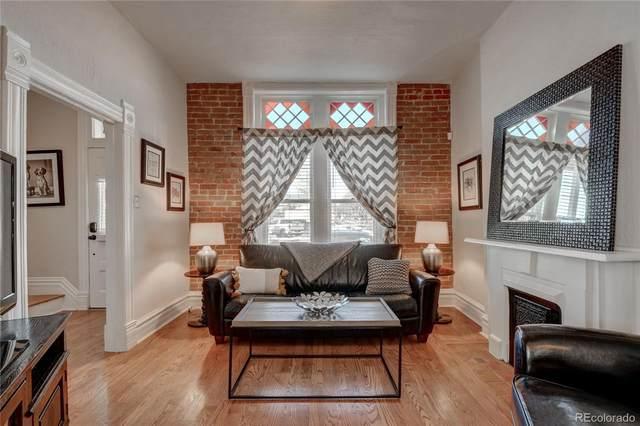 3556 Tejon Street, Denver, CO 80211 (MLS #9948053) :: 8z Real Estate
