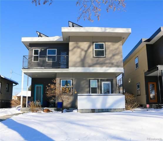 2624 Josephine Street, Denver, CO 80205 (MLS #9949851) :: 8z Real Estate