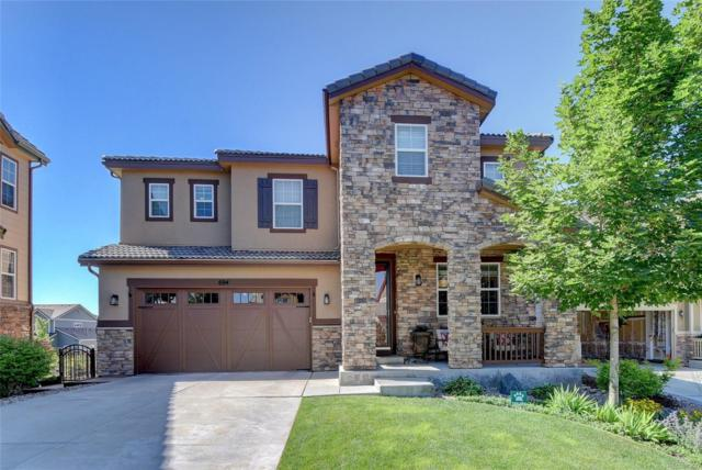 694 Tiger Lily Way, Highlands Ranch, CO 80126 (#9950058) :: The HomeSmiths Team - Keller Williams