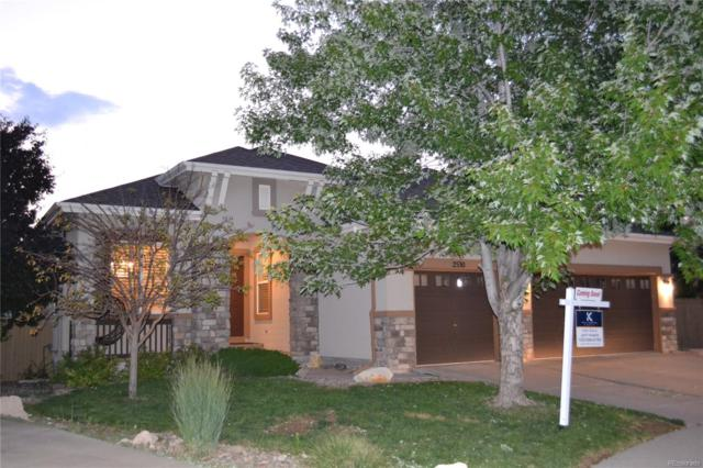 2530 Pemberly Avenue, Highlands Ranch, CO 80126 (#9950371) :: The Peak Properties Group