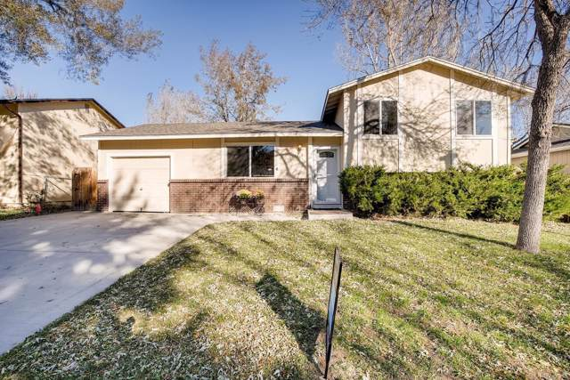 19011 W 60th Drive, Golden, CO 80403 (#9950623) :: The Gilbert Group