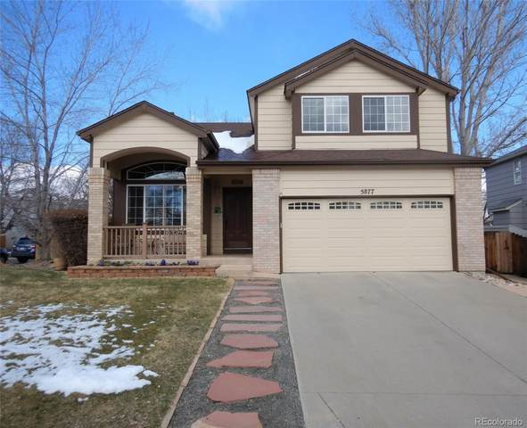 5877 W 117th Place, Westminster, CO 80020 (#9950934) :: The Harling Team @ Homesmart Realty Group