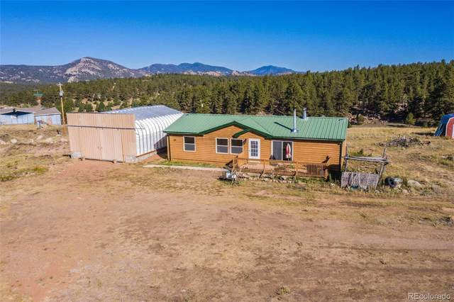 70 Pinto Drive, Florissant, CO 80816 (MLS #9950971) :: 8z Real Estate