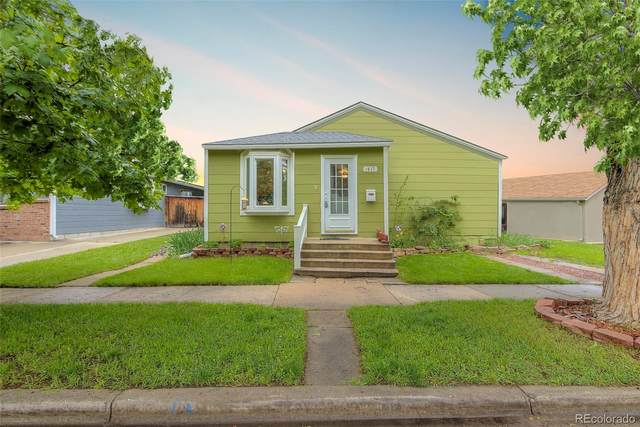1417 Cannon Street, Louisville, CO 80027 (#9951167) :: Re/Max Structure