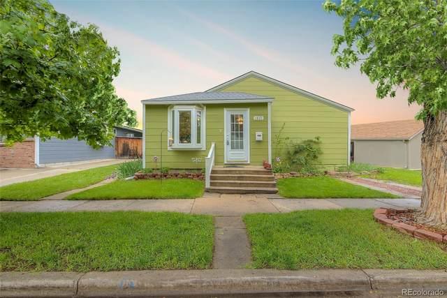 1417 Cannon Street, Louisville, CO 80027 (#9951167) :: Compass Colorado Realty