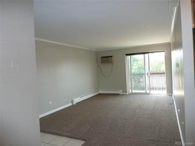 65 Clarkson Street #501, Denver, CO 80218 (#9951340) :: Venterra Real Estate LLC
