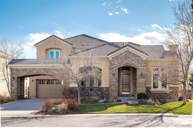 4740 W 105th Drive, Westminster, CO 80031 (#9951370) :: The DeGrood Team