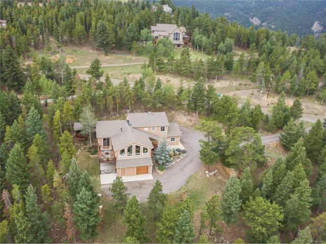 1814 Santa Fe Mountain Road, Evergreen, CO 80439 (MLS #9951621) :: 8z Real Estate