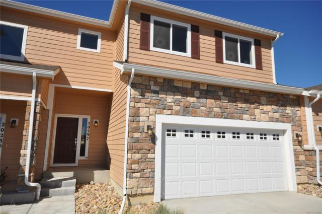 20297 Tall Forest Lane, Parker, CO 80134 (#9951719) :: The Peak Properties Group
