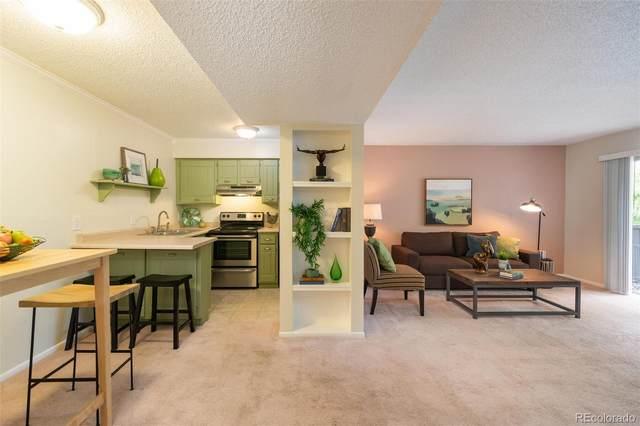 5300 E Cherry Creek South Drive #512, Denver, CO 80246 (#9952493) :: The Brokerage Group