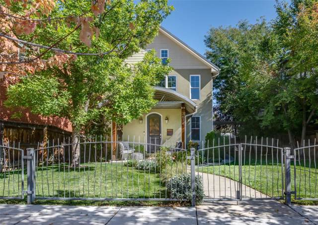 3636 Osage Street, Denver, CO 80211 (#9952986) :: The Heyl Group at Keller Williams