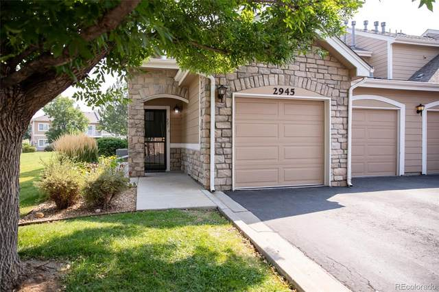 2945 W 119th Avenue #201, Westminster, CO 80234 (MLS #9953217) :: Find Colorado