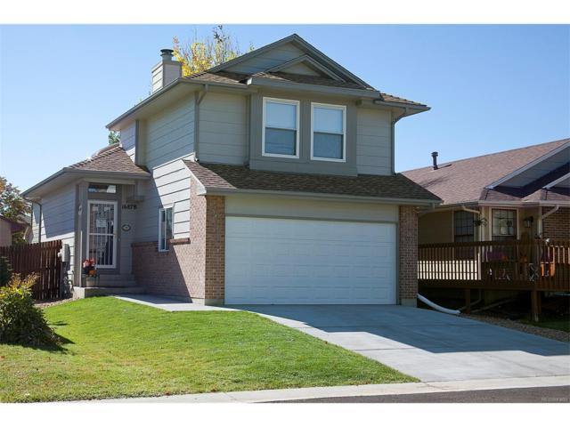16878 Dandelion Way, Parker, CO 80134 (#9953231) :: The Sold By Simmons Team