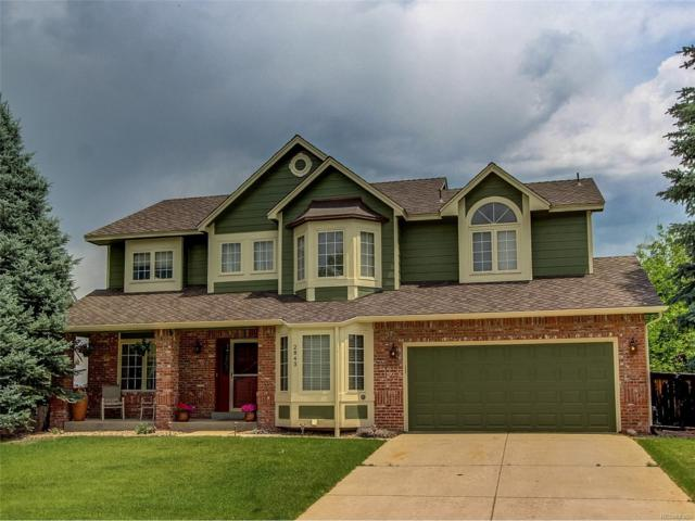 2843 Ravenhill Circle, Highlands Ranch, CO 80126 (MLS #9953285) :: 8z Real Estate
