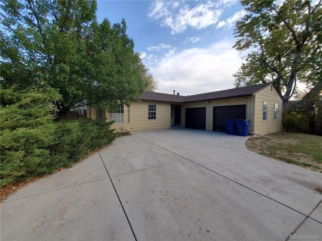 14387 E Montana Circle A,B, Aurora, CO 80012 (#9953474) :: Compass Colorado Realty