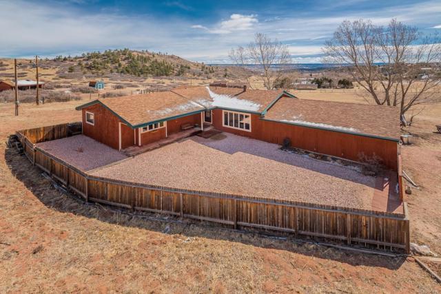 4190 Hay Creek Road, Colorado Springs, CO 80921 (#9953557) :: The Peak Properties Group