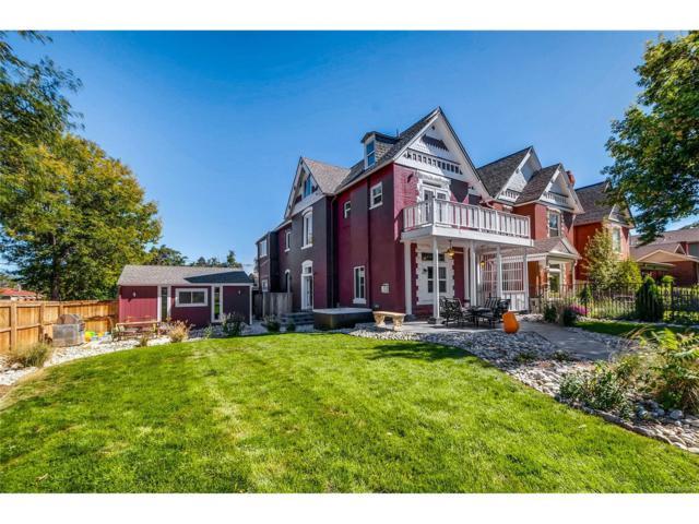 3942 Tejon Street, Denver, CO 80211 (#9954038) :: The Pete Cook Home Group