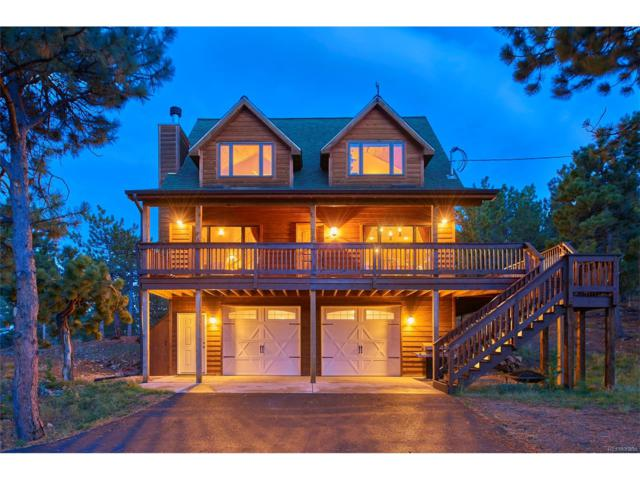 11844 Vonnie Claire Road, Golden, CO 80403 (#9954262) :: The Peak Properties Group