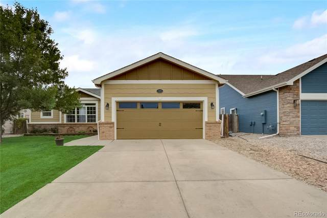 323 Marble Lane, Johnstown, CO 80534 (#9954460) :: The Brokerage Group