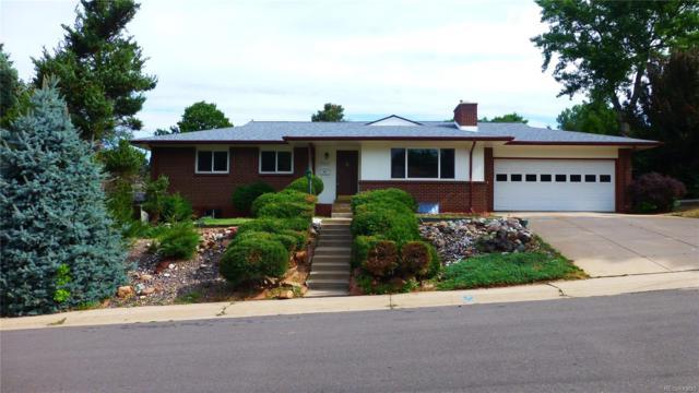7993 E Kenyon Place, Denver, CO 80237 (#9954532) :: Bring Home Denver