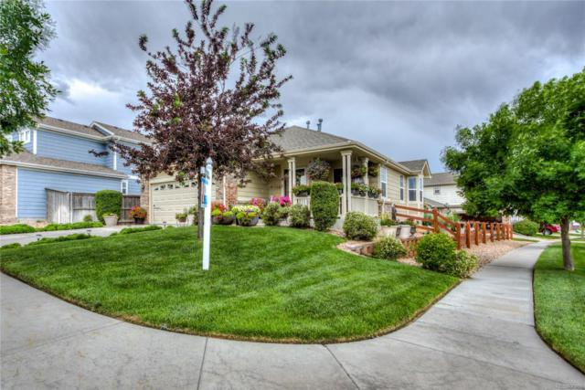 16398 E 105th Avenue, Commerce City, CO 80022 (#9954644) :: The Peak Properties Group