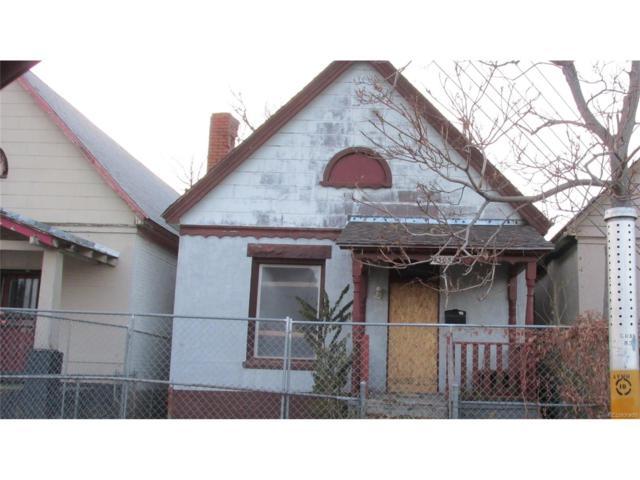 4305 Columbine Street, Denver, CO 80216 (#9954679) :: The Peak Properties Group