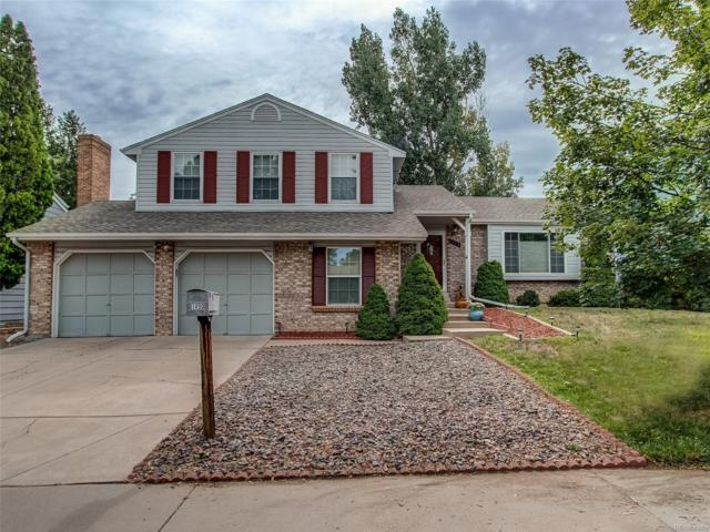 1450 S Yampa Way, Aurora, CO 80017 (#9954817) :: The Griffith Home Team