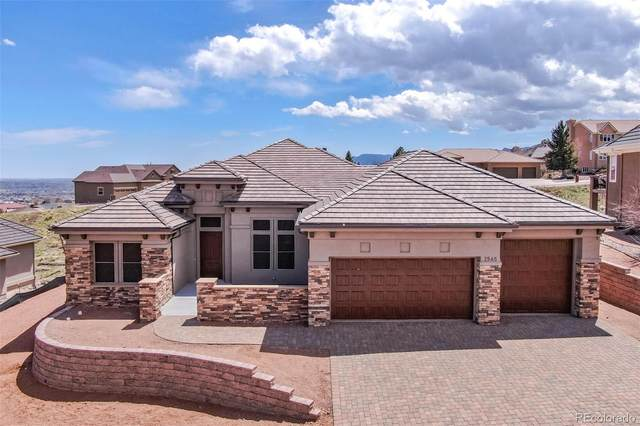 2565 Brogans Bluff Drive, Colorado Springs, CO 80919 (#9954854) :: The DeGrood Team