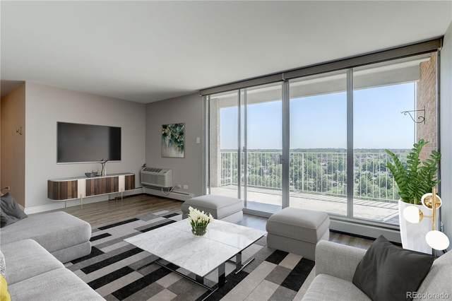 955 Eudora Street E #1104, Denver, CO 80220 (#9955033) :: Finch & Gable Real Estate Co.