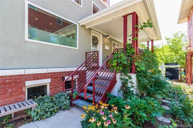 1229 Cedar Avenue, Boulder, CO 80304 (MLS #9955036) :: 8z Real Estate
