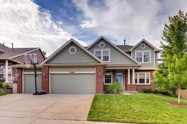 22668 E Lake Place, Centennial, CO 80015 (#9955236) :: Structure CO Group