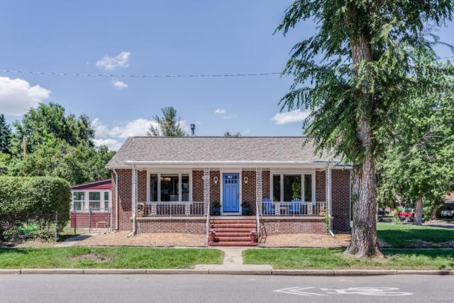 4205 W 23rd Avenue, Denver, CO 80212 (#9955325) :: Sellstate Realty Pros