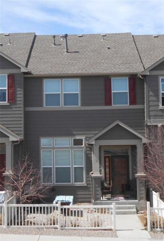 3670 Tranquility Trail, Castle Rock, CO 80109 (#9955367) :: Colorado Team Real Estate