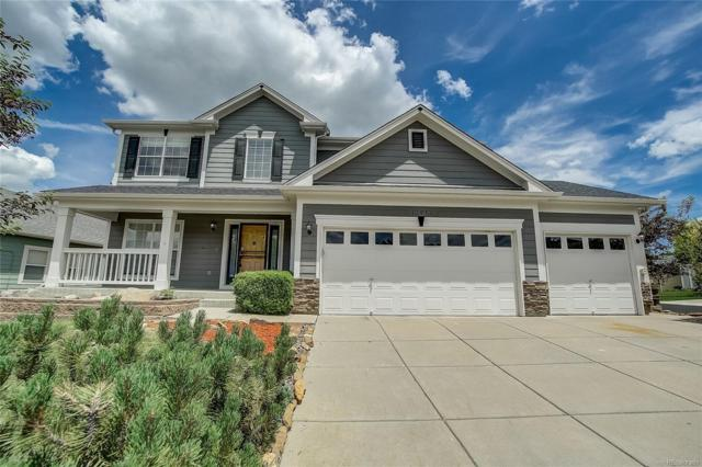 11950 Horseshoe Lane, Parker, CO 80138 (#9955377) :: The Griffith Home Team