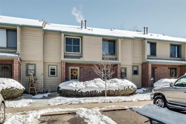3556 S Depew Street #7, Lakewood, CO 80235 (#9955485) :: The Pete Cook Home Group