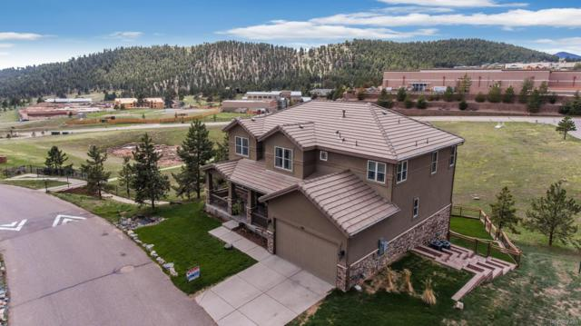 801 Elk Rest Road, Evergreen, CO 80439 (#9955612) :: Colorado Home Finder Realty