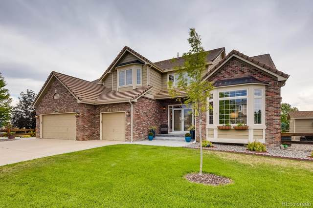 11890 Bent Oaks Street, Parker, CO 80138 (#9955804) :: The DeGrood Team