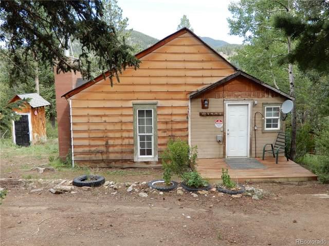 7965 Baker Road, Golden, CO 80403 (MLS #9956236) :: 8z Real Estate
