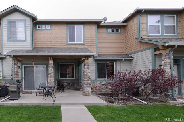 2851 Kansas Drive K, Fort Collins, CO 80525 (MLS #9956423) :: 8z Real Estate
