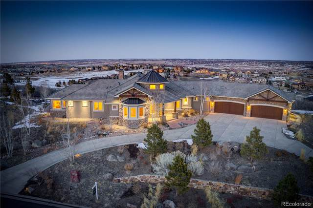 4874 Carefree Trail, Parker, CO 80134 (#9956451) :: My Home Team