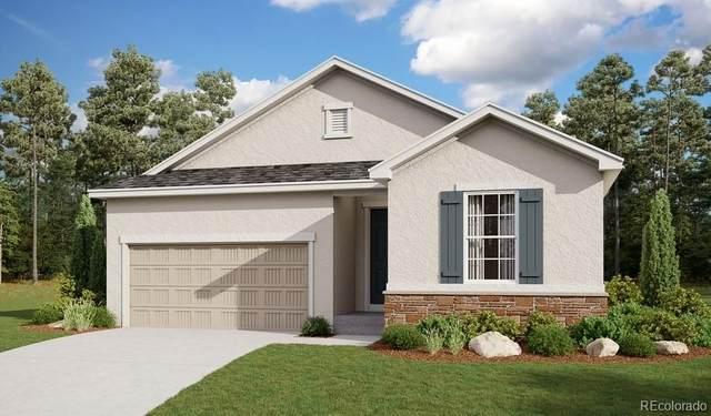 2217 Cliffmoor Lane, Pueblo, CO 81008 (MLS #9956534) :: 8z Real Estate