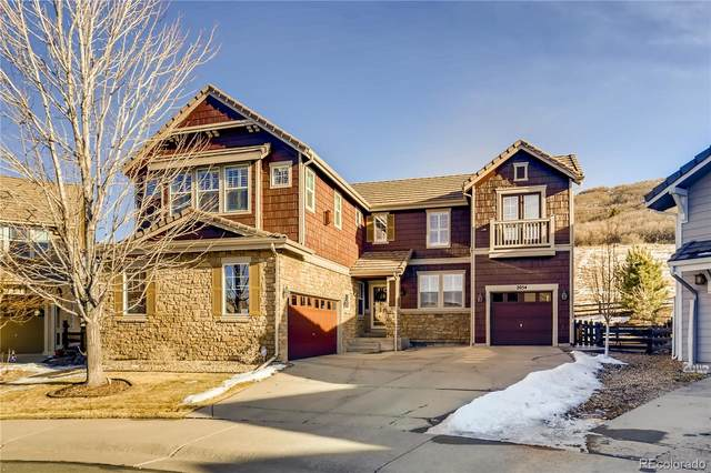 2054 Gypsy Moth Court, Castle Rock, CO 80109 (#9956556) :: The DeGrood Team