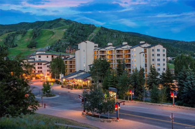 1855 Ski Time Square Drive #603, Steamboat Springs, CO 80487 (#9956605) :: The DeGrood Team
