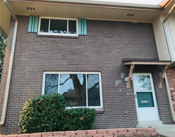 12578 W Virginia Avenue, Lakewood, CO 80228 (#9956948) :: The Heyl Group at Keller Williams