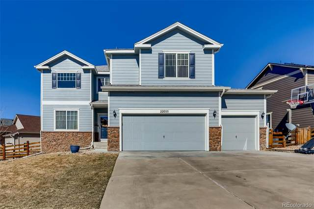 22055 E Pennwood Circle, Centennial, CO 80015 (MLS #9957051) :: Kittle Real Estate