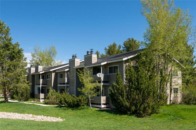 1375 Sparta Plaza #8, Steamboat Springs, CO 80487 (MLS #9957147) :: Kittle Real Estate