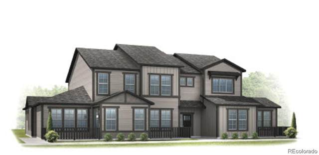 6866 Bethany Drive, Parker, CO 80138 (#9957337) :: The HomeSmiths Team - Keller Williams