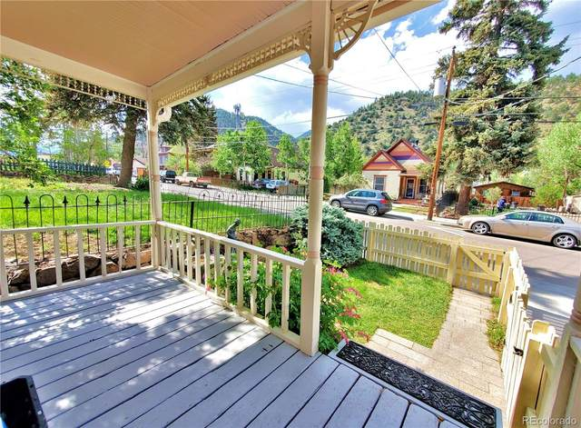 2019 Miner Street, Idaho Springs, CO 80452 (#9957962) :: The Griffith Home Team
